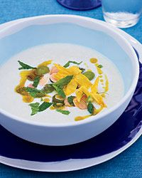 White Gazpacho Recipe on Food & Wine