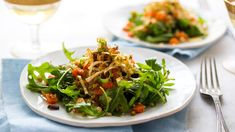 Quinoa Salad With Roasted Carrots and Frizzled Leeks - Recipes - The New York Times