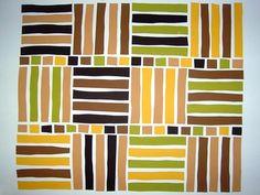 Maya's Paper Quilt