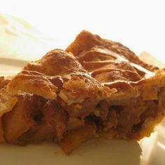 Easy Caramel Apple Pie | Made Just Right by Earth Balance #vegan #earthbalance #recipe