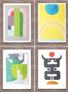 elroy ink prints