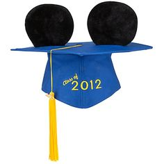 mickey mouse, graduation caps, grad cap, disney style, high school graduation