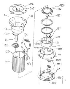 Keurig Coffee Maker Explosion : Exploded view on Pinterest Music Boxes, Coffee Cups and Engine