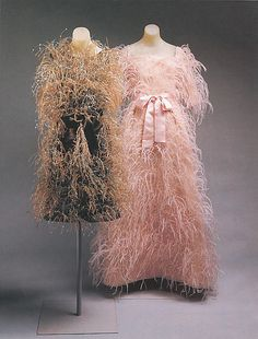Evening dress  House of Givenchy  (French, founded 1952)    Designer:      Hubert de Givenchy (French, born Beauvais, 1927)  Date:      1966–67  Culture:      French