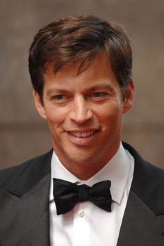 Harry Connick Jr.  Great smile