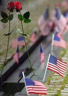 POW MIA - Vietnam War Memorial