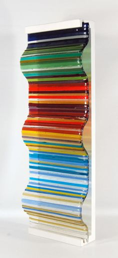 Rainbow Ripple by Gregory Glass