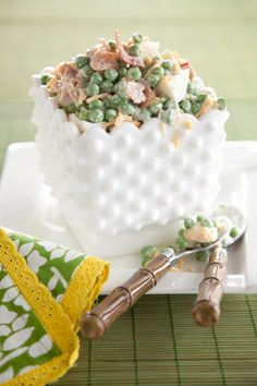 Paula Deen English Pea Salad
