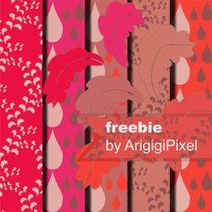 ArigigiPixel: October DigiHop Freebie - Fall Warmth