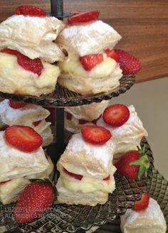 Strawberry Mini Milles Feuilles