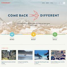 Combadi homepage