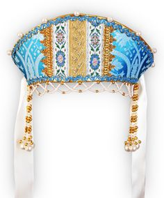 Russian head-dress