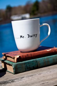 Dreaming of Mr. Darcy...I want this :)
