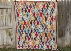 Innocent crush diamonds quilt