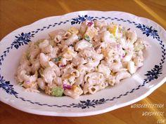 Tuna Macaroni Salad!!