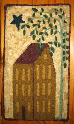 Rug Hooking Kits, Designs and Patterns.