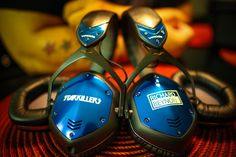 """V-Moda headphones for the next competition we are running for :What Does Tomorrow Bring"""" by Starkillers & Richard Beynon feat. Natalie Peris"""
