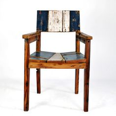 Armchair now featured on Fab.
