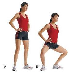 Tone & Tighten: The Killer Leg Circuit Workout