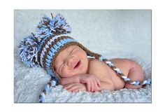 Baby Girl Hat BEAUTIFUL Newborn Baby Girl or by JerribeccaHats2