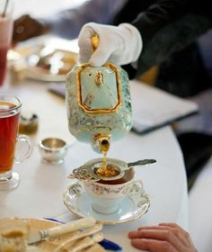 Country Club- Afternoon Tea at the Club-  ~LadyLuxury~