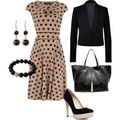 Stella and Dot, created by databrat on Polyvore.