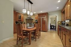#Kitchen Idea of the Day: Shaker Kitchens.
