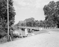 ST FRANCIS LAKE CITY AR - the bridge I'd drag race across as a teen :)