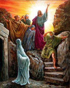 Raising of Lazareth