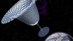Solar from space? A possibility.