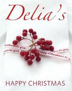 Delia's Happy Christmas by Delia Smith. $45.00. Author: Delia Smith. 312 pages. Publisher: Ebury Press (April 1, 2009)