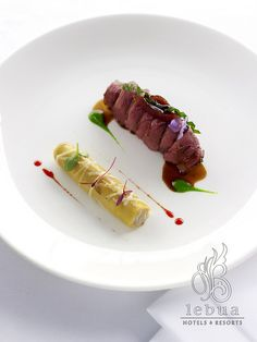 Duck Breast by lebua Hotels and Resorts, via Flickr