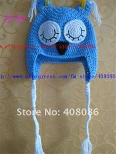 fre crochet animal beenies | wholesale 2012 new style animal hats crochet baby hats/knit baby hats