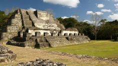 Belize has the highest concentration of Mayan sites of all the countries in Central America.