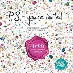 P.S. - You're Invited by Erica Domesek, $26 | West Elm