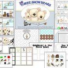 The Three Snow Bears by Jan Brett is a popular children's book that ...