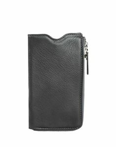 "Maison Martin Margeila cell phone case, $375: ""Cellphone case from Margiela will make good gifts to a couple of the men in my life. It's cool, practical and the leather will wear nicely over time."""