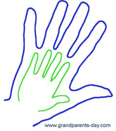 biglittl hand, hands, father day, art