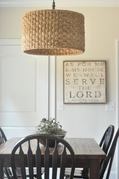 Love so much about this room!.  My House Sign.