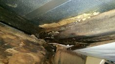 How To Repair Water Damage Inside Campers And RVs