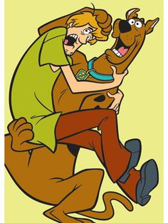 scooby doo and shaggy - Google Search