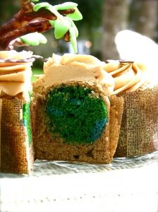 #earth day #cupcakes