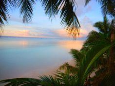 Apia Island, Western Samoa