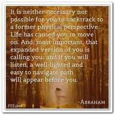Abraham-Hicks Quotes.