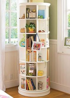 PB Teen bookcase