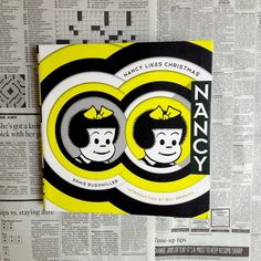 Over 1000 hilarious Nancy comic strips from1946-1948