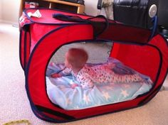 Travel bed for 1 year old