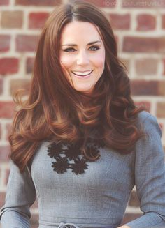 What I want for my wedding hair - Kate Middleton