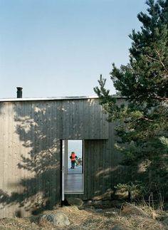 Kråkmora Holmar vacation house by CLAESSON KOIVISTO RUNE in THISISPAPER MAGAZINE
