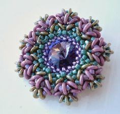 Vezsuzsi gyöngyei: Januári tanfolyamom a Tűzopál kézműves stúdióban.